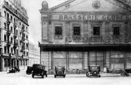 Brasserie George