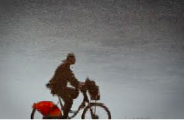 Op de fiets door Lyon