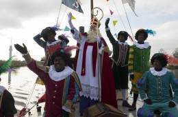 Nationale intocht Sinterklaas
