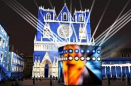 Spectaculair lichtfestijn in Lyon