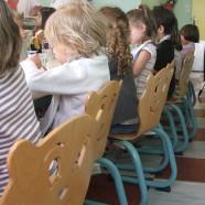 Culi-educatie in Franse schoolrestaurants